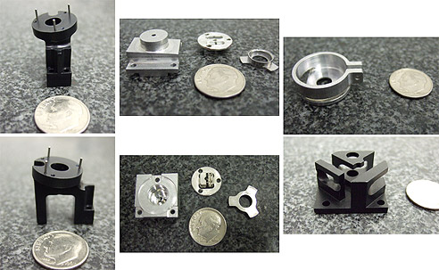 Precision Machining Products