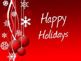 happy holiday DM